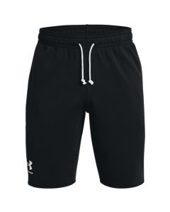 męskie Under Armour Rival Terry Shorts 1361631-001 001